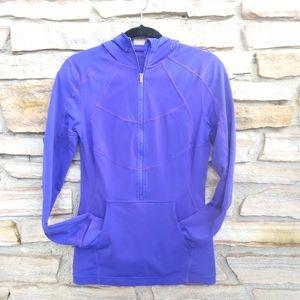 Lululemon Athletica Half Zip Pullover Run Jacket